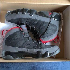Air Jordan 9 Charcoal